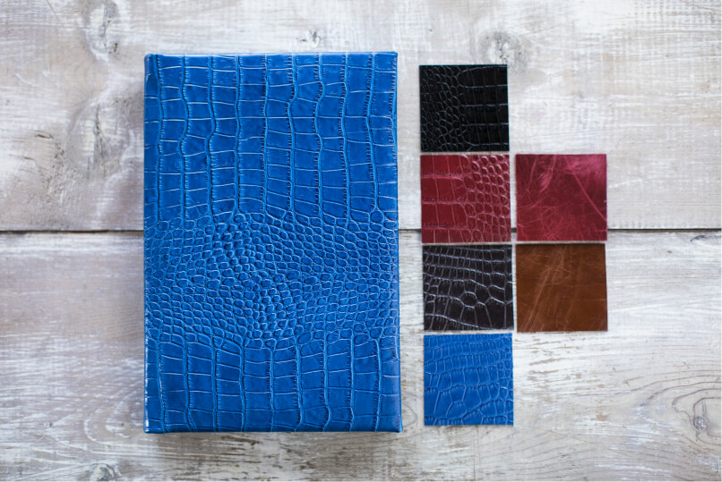 N-Vu Glam Leather Albums
